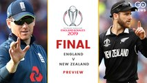 CWC19, Final - England vs New Zealand (Preview)