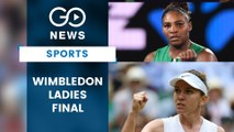 Wimbledon Ladies Final