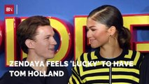 Zendaya And Tom Holland Have A Bond