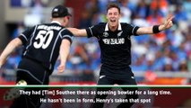 Henry and Stokes key in World Cup final - Hogg