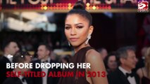 Zendaya 'Music industry sucks you dry'