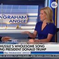 Rappers call for the firing of Fox News' Laura Ingraham over Hussle comments