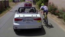 Tour de France 2019 : Yoann Offredo mal en point