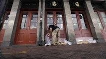 New Orleans residents on high alert for flooding