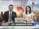 Satgas KPK Geledah Rumah Dinas Gubernur Kepri