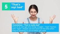 VIDEO: Sheffield phrases