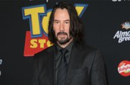Keanu Reeves' Toy Story honour