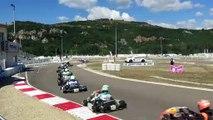 Les championnats de France de karting de retour à La Roche-de-Glun