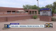 PHX: Police investigating missing money from elementary PTO