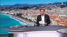 Nice : premier feu d'artifice après l'attentat de 2016