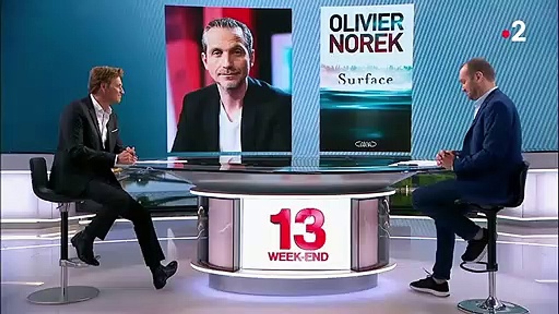 Litterature Rencontre Avec Le Policier Devenu Ecrivain Olivier Norek