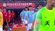 Shenzhen Kaisa force 2-2 draw against Tianjin Tianhai in Chinese Super League