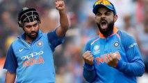 Gap Between Kohli and Rohit Sharma Group,Bias In Team Selection || Oneindia Telugu