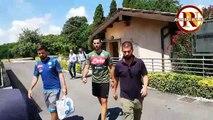 Villa Stuart, Manolas svolge le visite mediche per il Napoli (13/07/2019)