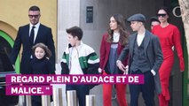 PHOTO. Victoria Beckham : sa fille Harper rend hommage à sa ma...