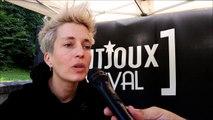 Montjoux festival : Jeanne Added se confie avant de monter sur la scène