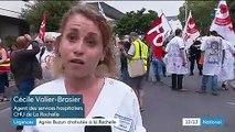 Grève des urgences : Agnès Buzyn chahutée à La Rochelle