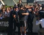 Juventus - Cristiano Ronaldo est rentré de vacances
