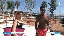 Côte d'Azur : à Bandol, la tenue décente est exigée