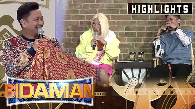 Vice Ganda jokes about Jhong Hilarios outfit | It's Showtime BidaMan