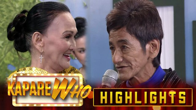 Chacha Padilla pairs up with Draw Old With You | It's Showtime KapareWho