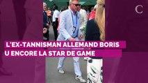 PHOTOS. Wimbledon 2019 : Pippa Middleton, David Beckham, Jude Law... Les stars s...