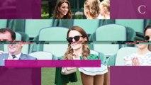 Simona Halep, fan de Kate Middleton : ce clin d'oeil à la duch...