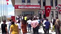 15 Temmuz kahramanı Ömer Halisdemir'in doğduğu kasabada anma etkinlikleri gerçekleştirildi