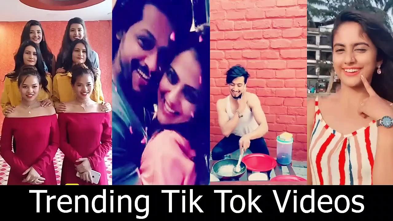 Trending TikTok Videos | #Trending | dubsmash | Tik Tok Videos | Muscially Videos 8