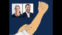 SeaWatch Captain Carola Rackete Sues Italian Deputy PM Matteo Salvini