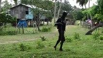 Mosquitia hondureña, una tierra de pobreza y de buzos lisiados