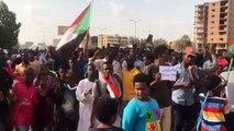 آلاف المشاركين في مسيرات لتأبين ضحايا فض الاعتصام في السودان