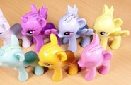 How To Remove Hair from MY LITTLE PONY Toy Figure