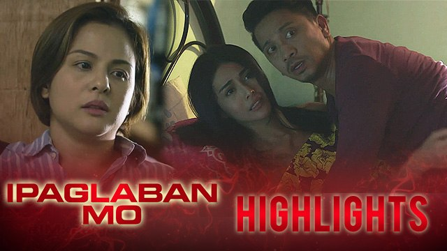 April catches Tony having an affair with her sister | Ipaglaban Mo