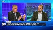 Christophe Deshayes a interrogé des grands patrons sur leur vision de la transformation numérique - 13/07