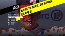 La minute Maillot à pois Leclerc - Étape 8 - Tour de France 2019