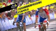 Zusammenfassung - Etappe 8 - Tour de France 2019