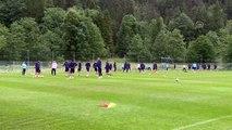 Medipol Başakşehir'in Avusturya kampı