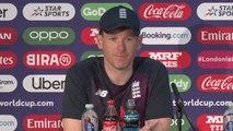 Eoin Morgan pre Cricket World Cup final