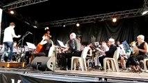 L'orchestre d'harmonie de Commercy en répétition à Pont-à-Mousson