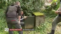 Sécheresse : restrictions d'eau partout en France