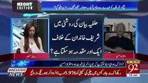 Arshad Malik Ki Video Ka Forensic Kese Hoga.. Aitzaz Ahsan Telling