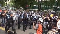 Hong Kong : nouveaux heurts entre la police et des manifestants
