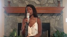 Don't Wanna Think - Julia Michaels || Alicia Gabrielle Cover