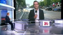 Champs-Élysées : un 14-Juillet sous haute surveillance