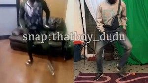 Dudu fait des videos Photocopie Challenge - Les Meilleures danses