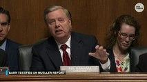 Attorney General William Barr testifies before...