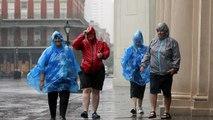 Elérte az Egyesült Államok partjait az időközben trópusi viharrá szelídülő Barry