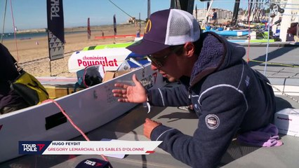 The Minute Web #8 - Tour Voile 2019 Les-Sables-d'Olonnes