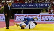 Judo Grand Prix Budapest 2019 - Howell gewinnt ihre erste Goldmedaille